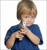 Save a Child Secure a Firearm