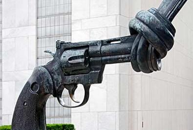 Let's Discuss Gun Control - Again