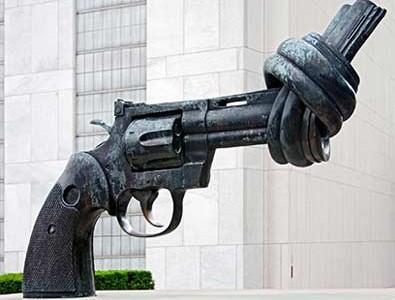 Let's Discuss Gun Control – Again