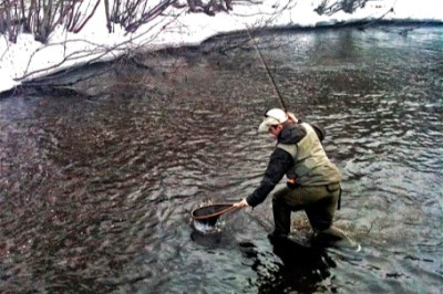It's time to think about Trout Season 2015